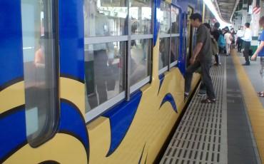 subway, train, station, transport, transit, Suica, Sugoca