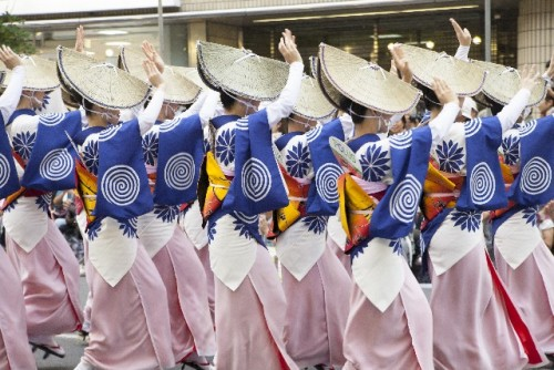 a festival in Japan is a celebration of tradition