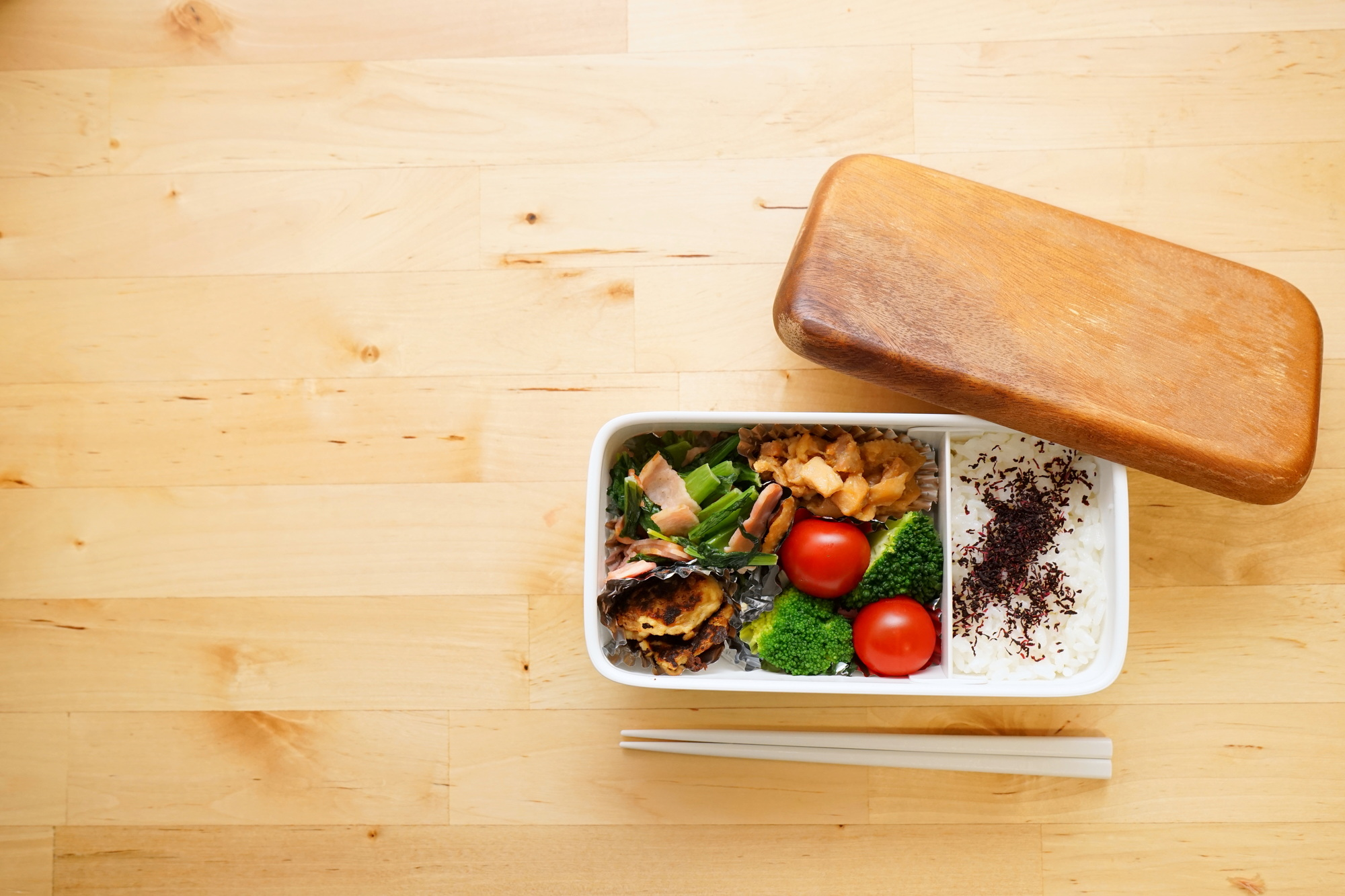 Bento, a look inside the Japanese lunchbox