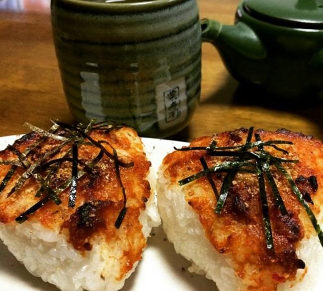 Sometimes mirin sake makes a good sushi recipe