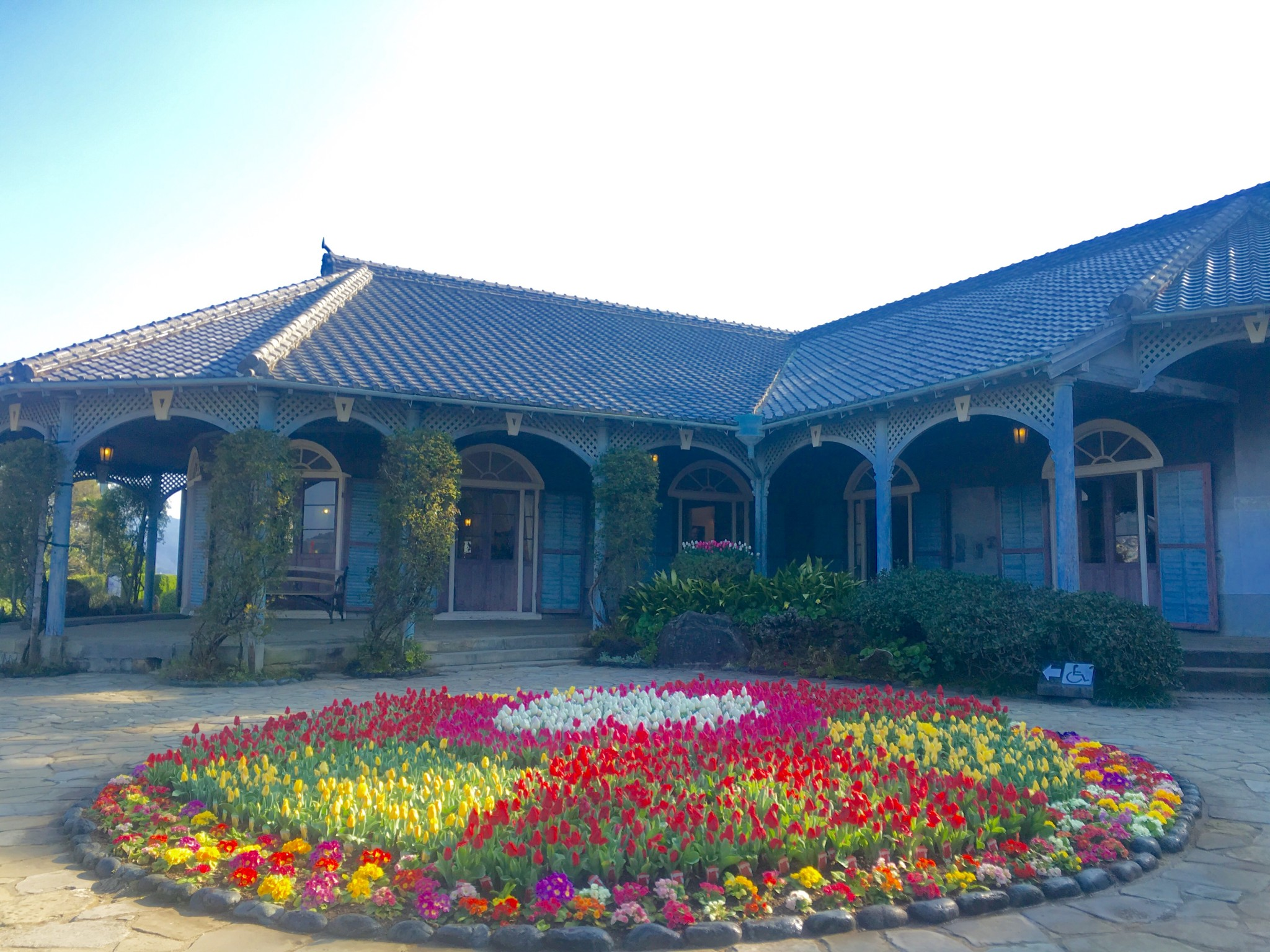 Glover Garden, romantic atmosphere and views of Nagasaki