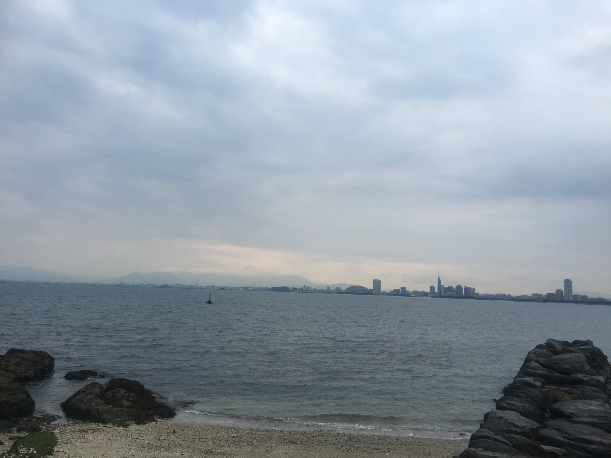 Momochihama in Fukuoka – Nice beach walk!