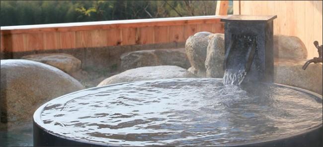Onsen at Yoshinogari in Saga offers peace and relaxing environment