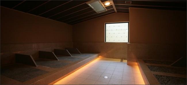 Onsen at Yoshinogari in Saga also offers sauna