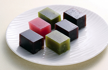 Try a unique version of a traditional Japanese sweet