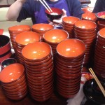 Can you eat 100 bowls of soba?