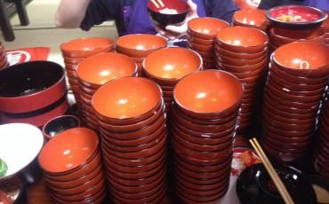 Soba, Noodles, Restaurant,Wanko Soba, Morioka