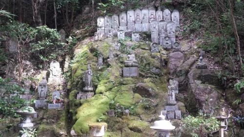 Mitaki Temple in Hiroshima offers mountain hiking