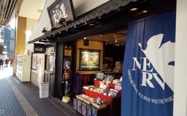 hakone,yumoto,evangelion,anime,sweets,merchandise,souvenir,onsen