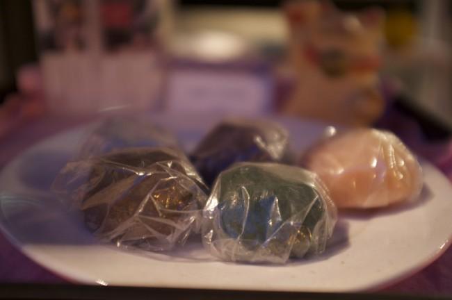 Kumamoo traditional specialty Ikinari dango is a wonderful treat made out of mochi and sweet potato