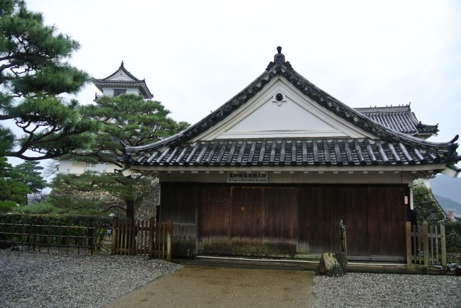 Kochi Castle with architecture rooted in Japanese history.