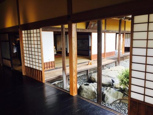 Kairakuen Garden household, away from the plum blossoms & Senba Lake view, Ibaraki prefecture