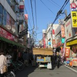 A fun and bustling marketplace – Nishijin Shopping Arcade
