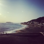 Explore the Kamakura coast, beach by bicycle and board
