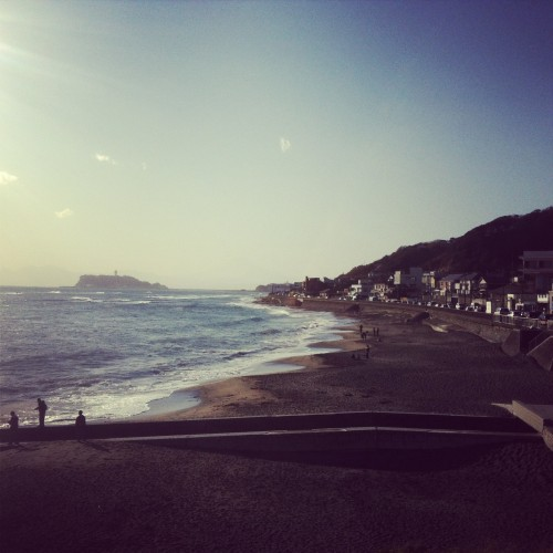 beach,kamakura,train,bicycle,surfing,ocean