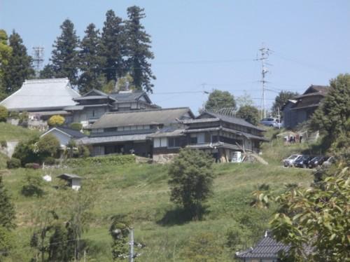 countryside of Okayama Kibichuo in Japan