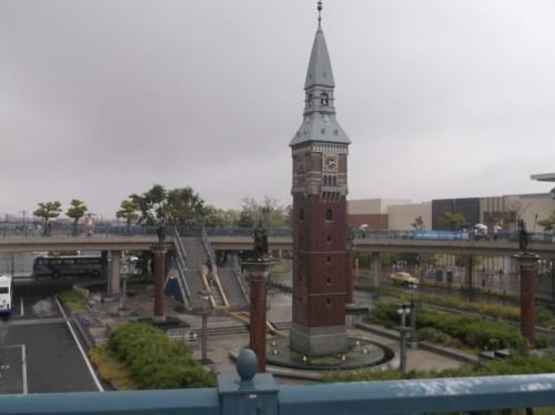 Architecture of Kurashiki in Okayama, Japan also including Achi Shinre