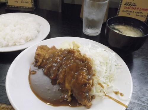 food in Kurashiki in Okayama, Japan also including Achi Shinre