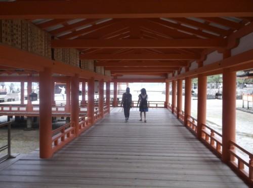 Miyajima Island shrine