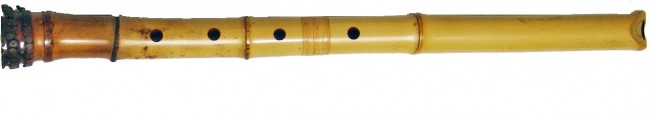Shakuhachi, a Traditional Japanese instrument