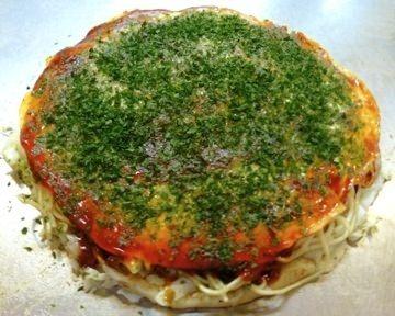 Juju Okonomiyaki restaurant Okonomiyaki.