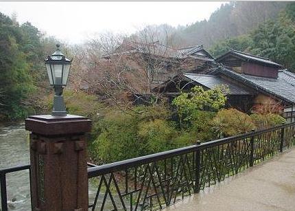 garden outside a cafe near Shimoda