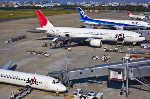 Visit Japan via Fukuoka Airport's International Lines