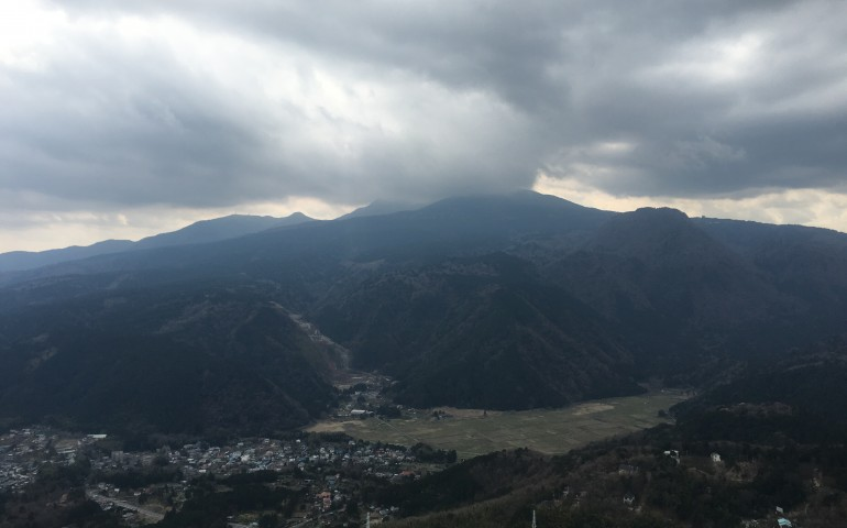Mount Omuro, Omuroyama, hiking, sightseeing, nature