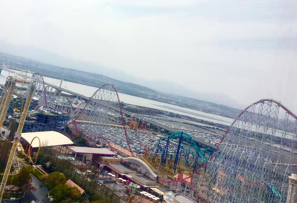 The Steel Dragon 2000 is the longest roller coaster in the world