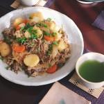 Recipe: Nikujaga, Japanese Potato and Beef Stew