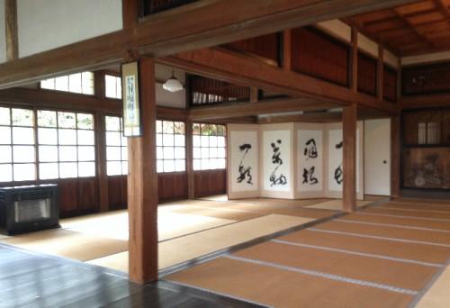 WIndow view to Kaizō-ji Temple's left, Kamakura outskirts, Kamakura history