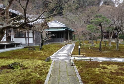 Choju-ji Temple - walking a temple after Kamegayatsuzaka Pass, Kamakura