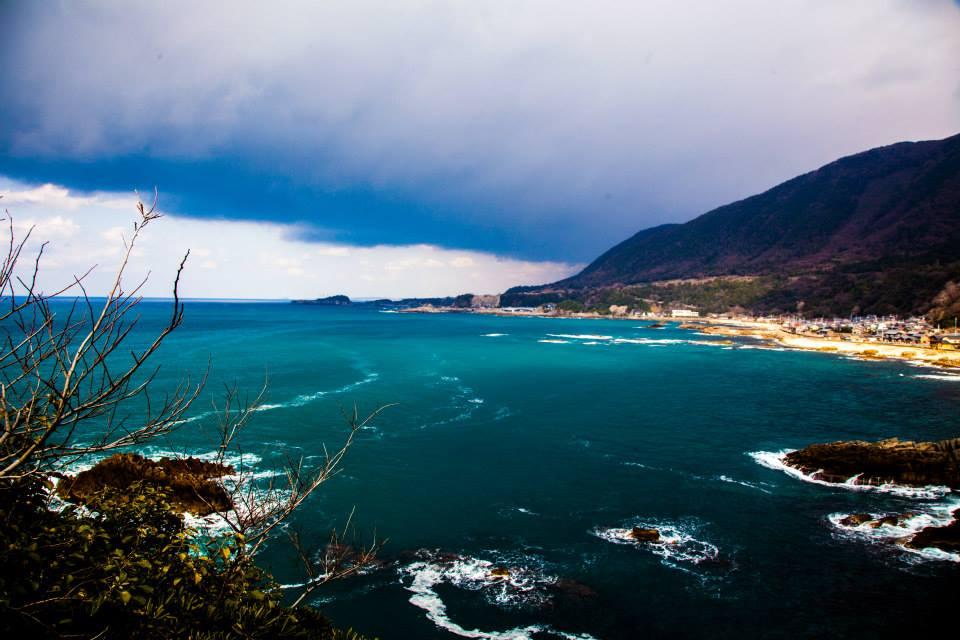Tojinbo Cliffs, the legendary wonder of nature