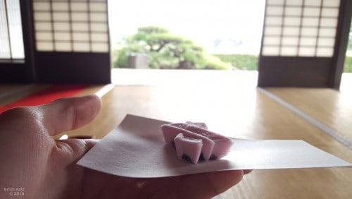 sweet to accompany tea