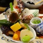Lunch at Kobe Shushinkan, A Renowned Nada Sake Brewery