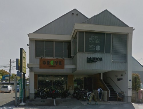 Grove Bicycle store in Kamakura