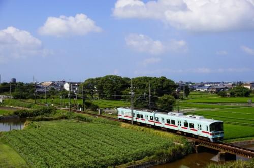 Nishitetsu has 3 lines in Fukuoka