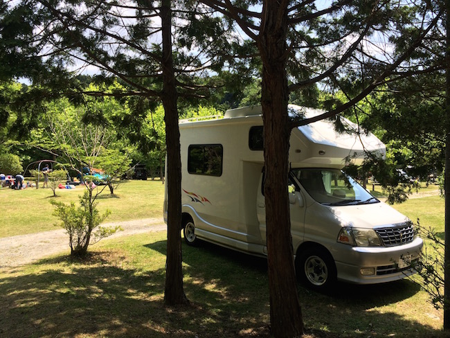 Forget the Cities! A Glimpse into Japanese Camping