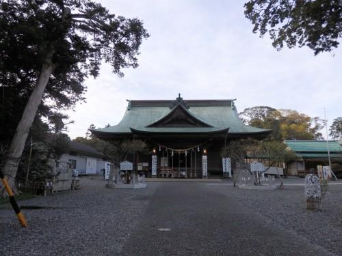 We've arrived the shrine