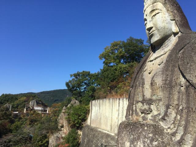 Utsunomiya: Check out a 27-Meter-Tall Stone Haiwa Kannon Statue