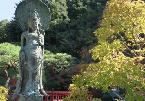 Oya Kannon at Oya-ji temple