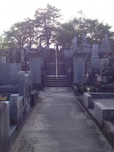 The area around Kotoji Temple