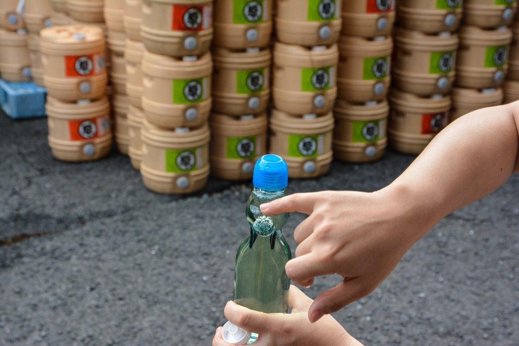 Ramune Soda: The Quintessential Symbol of Childhood in Japan