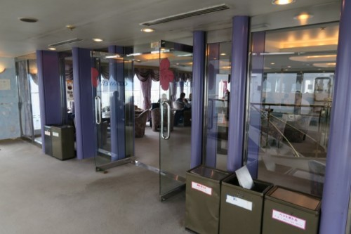 Interior ferry getting to Yakushima looks superb