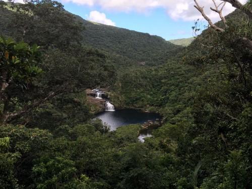 Mayudo falls (マリュード滝) great hike on one of Okinawa's lush islands