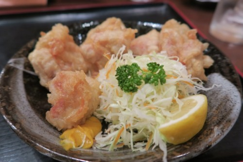 Every one would say you must eat toriten when you visit Oita!