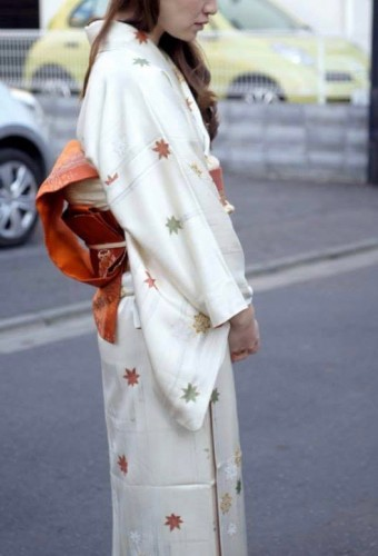 kimono are still worn by people of all ages, young and old, throughout the year