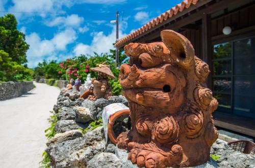 Taketomi island in Okinawa prefecture!