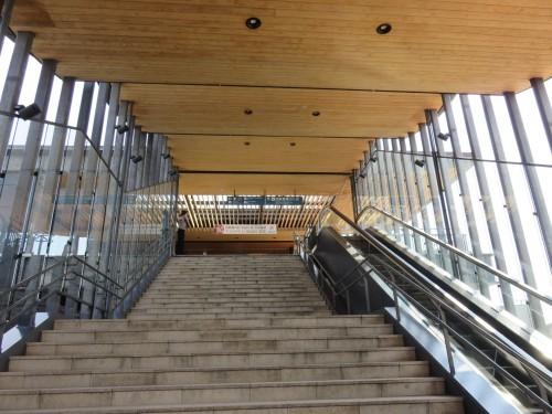 here is yanagawa station