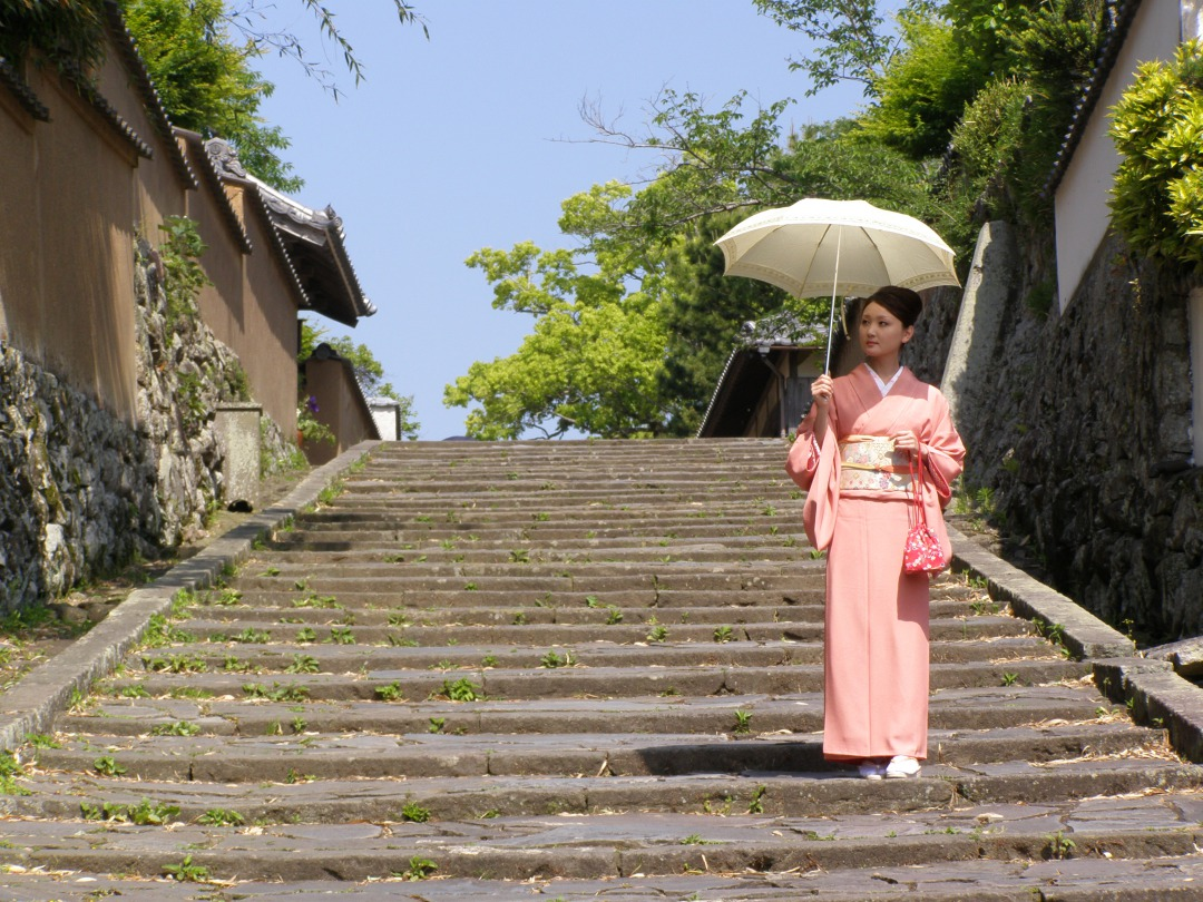 Kitsuki City: The home of the Samurai